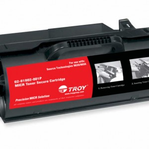 TROY Precision MICR Toner Secure for use with Lexmark T650 Series