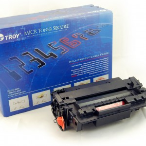 TROY 2420/2430 MICR Toner Secure Cartridge