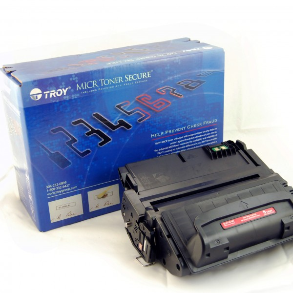 TROY 4250/4350 MICR Toner Secure Cartridge