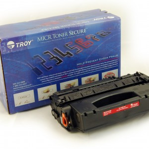TROY 2015 MICR Toner Secure High Yield Cartridge