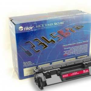 TROY m401 / m425mfp MICR Toner Secure STY Cartridge